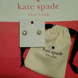 Kate Spade Lady Marmalade Stud Earrings